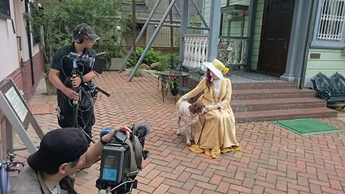 「可愛らしさ」はもちろん、主役から脇役まで幅広くきちんと撮影現場で「演技のできる」動物タレントが多数!